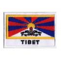 Parche bandera Tíbet