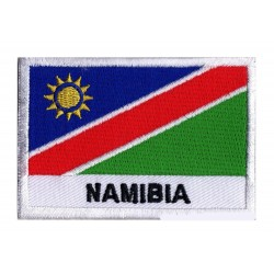 Aufnäher Patch Flagge Namibia