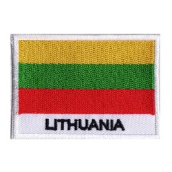 Patche drapeau Lituanie