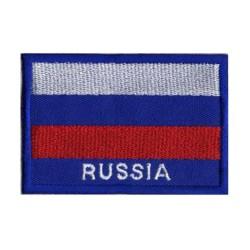 Parche bandera Rusia