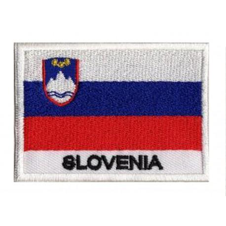 Patche drapeau Slovénie