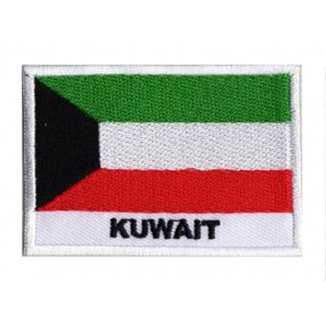 Patche drapeau Koweit Koweït