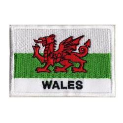 Patche drapeau Pays de Galles