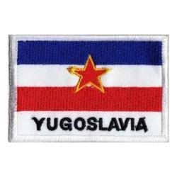 Parche bandera Yugoslavia