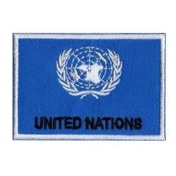 Flag Patch United Nations UN