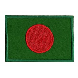 Patche drapeau Bangladesh