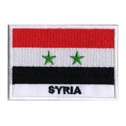 Patche drapeau Syrie