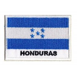 Patche drapeau Honduras