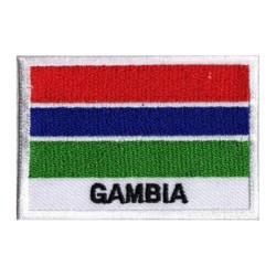 Patche drapeau Gambie