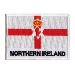 Patche drapeau Irlande du Nord