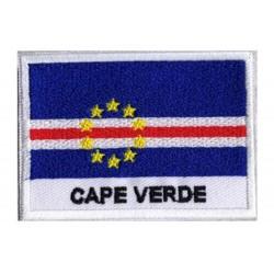 Patche drapeau  Cap Vert