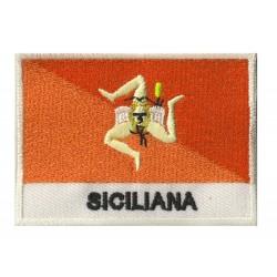 Patche drapeau Sicile