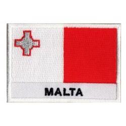 Patche drapeau Malte