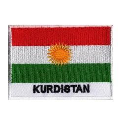 Patche drapeau Kurdistan