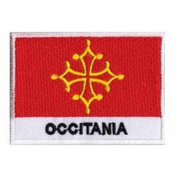 Patche drapeau Occitanie