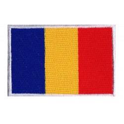 Patche drapeau Roumanie