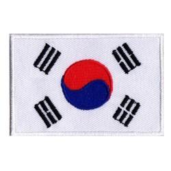 Toppa  bandiera Corea del Sud