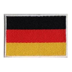 Aufnäher Patch Flagge Deutschland