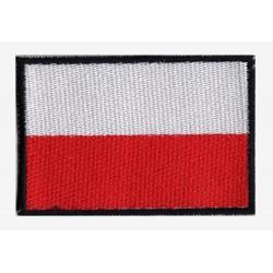 Patche drapeau Pologne