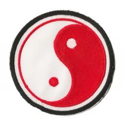 Parche termoadhesivo yin yang