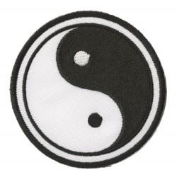 Aufnäher Patch Bügelbild yin yang