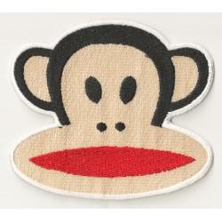 Iron-on Patch Monkey