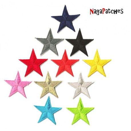 Iron-on Patch  star