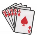 Iron-on Patch Poker