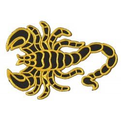 Iron-on Patch Scorpio