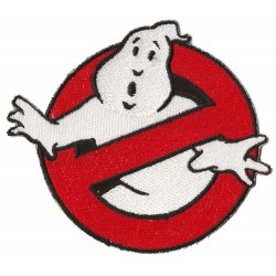 Patche écusson thermocollant Ghostbuster