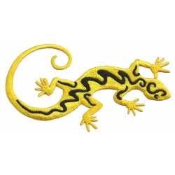 Iron-on Patch salamander Gecko