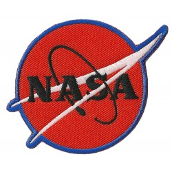 Toppa  termoadesiva NASA