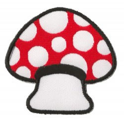 Patche écusson thermocollant Champignon