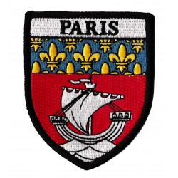 Iron-on Patch Marseille