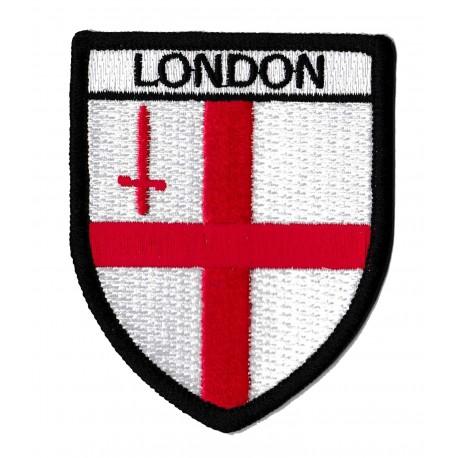 Patche écusson thermocollant Londres