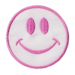Iron-on Patch Smiley