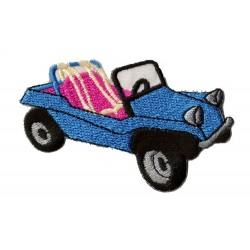 Iron-on Patch car