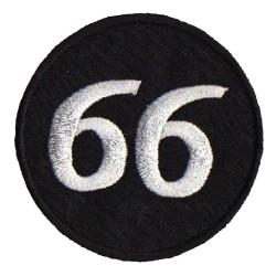 Parche termoadhesivo 69