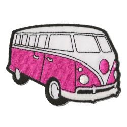 Iron-on Patch Minivan VW