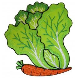 Patche écusson thermocollant Légumes