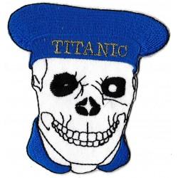 Patche écusson thermocollant Marin titanic