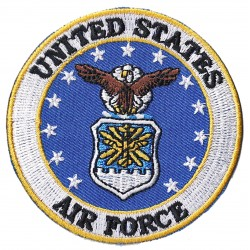 Aufnäher Patch Bügelbild US army