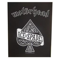 Motorhead spades dossard patch dorsal