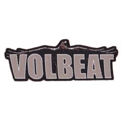 Volbeat patche officiel patch écusson sous license