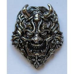 Diable satan broche badge pins en métal coulé