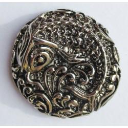 Carpe Koi broche badge pins en métal coulé