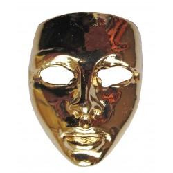 Masque carnaval broche badge pins en métal coulé