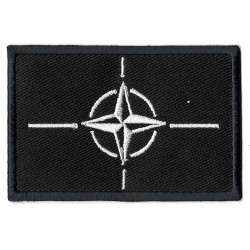 Iron-on Patch Cyber Punk