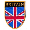 Iron-on Flag Patch Britain