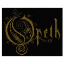 Opeth official licensed woven patch